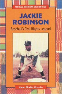 Imagen de portada para Jackie Robinson : baseball's civil rights legend