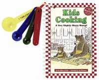 Cover image for KidsCooking : a very slightly messy manual
