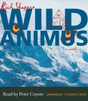 Cover image for Wild animus