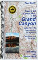 Cover image for Guide to the Colorado River in the Grand Canyon : Lees Ferry to South Cove