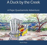 Cover image for A  duck by the creek