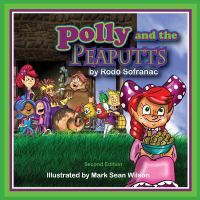 Cover image for Polly and the Peaputts