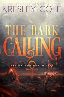 Cover image for The dark calling