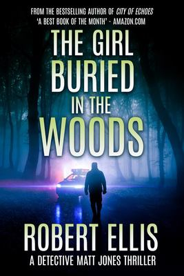 Cover image for The girl buried in the woods