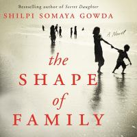 Cover image for The shape of family