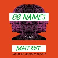 Cover image for 88 names