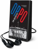 Cover image for Oppo a novel