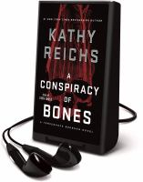 Cover image for Conspiracy of Bones, A