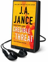 Cover image for Credible threat