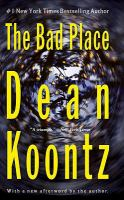 Cover image for The bad place
