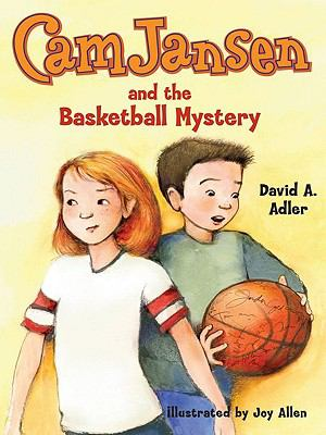Cover image for Cam Jansen and the basketball mystery