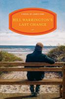 Cover image for Bill Warrington's last chance