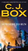 Cover image for Nowhere to run