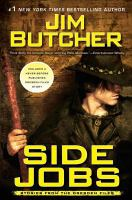 Cover image for Side jobs stories from the Dresden files
