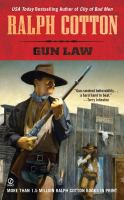 Cover image for Gun law