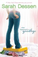 Cover image for What happened to goodbye
