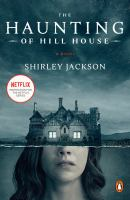 Cover image for The haunting of hill house