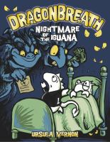 Cover image for Nightmare of the iguana