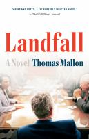 Cover image for Landfall