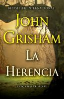 Cover image for La herencia