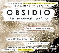 Cover image for Obsidio