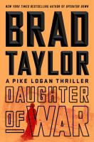Cover image for Daughter of war