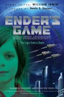 Cover image for Ender's game and philosophy the logic gate is down
