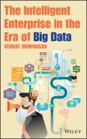 Cover image for The intelligent enterprise in the era of big data