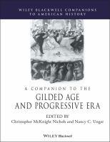 Cover image for A companion to the Gilded age and progressive era