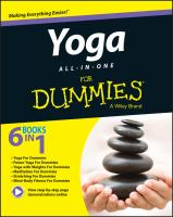 Cover image for Yoga all-in-one for dummies