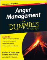 Cover image for Anger management for dummies