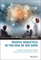 Cover image for People analytics in the era of big data  changing the way you attract, acquire, develop, and retain talent
