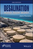 Cover image for Desalination water from water