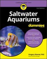 Imagen de portada para Saltwater aquariums