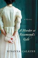Imagen de portada para A murder at Rosamund's Gate