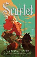 Cover image for Scarlet