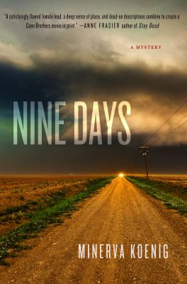 Cover image for Nine days