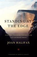 Cover image for Standing at the edge : finding freedom where fear and courage meet