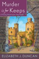 Cover image for Murder is for keeps