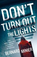 Cover image for Don't turn out the lights