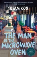 Cover image for The man in the microwave oven