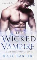 Cover image for The wicked vampire