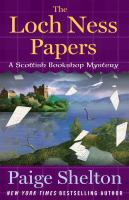 Cover image for The Loch Ness papers