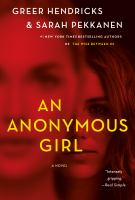 Cover image for An anonymous girl