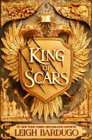 Cover image for King of scars