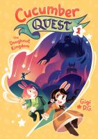 Cover image for Cucumber quest
