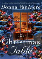 Cover image for The Christmas table