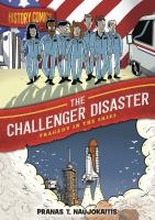 Cover image for The Challenger disaster : tragedy in the skies
