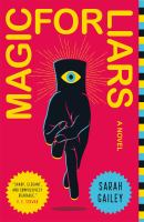 Cover image for Magic for liars