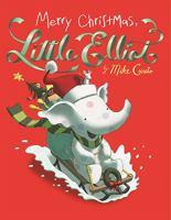 Cover image for Merry Christmas, little Elliot